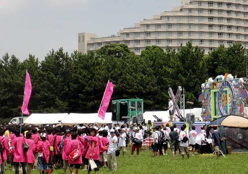 20120729お台場bbq〜高校生クイズ