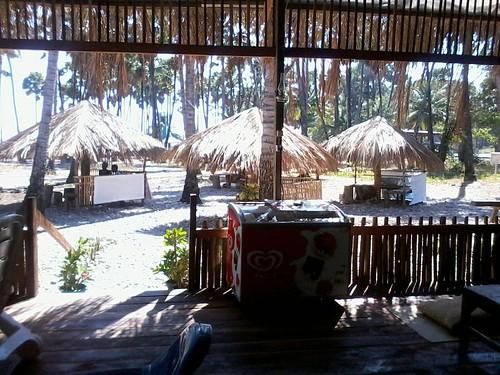 OCD beach cafe, Lasiana