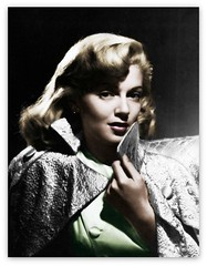 Lana turner (OFENA1) Tags: portrait fashion blonde