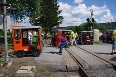 IMGP6436 (geepstir) Tags: car reading pennsylvania rail pa shamokin speeder sunbury narcoa