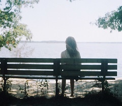 I'll wait for you my dear (Kate Kinley) Tags: 120 film vintage mediumformat ikoflex 120film medium zeissikon