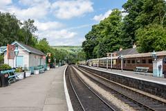 NYMR, Grosmont  Station (Ken Barley) Tags: grosmont nymr northyorkmoors station yorkshire
