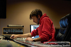 Omega Open House 3/1/13 (omegastudios) Tags: controlrooma neveconsole nickmartin openhouse
