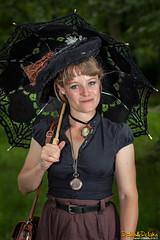 IMG_2516 (Dclicks & Dclacks) Tags: canon 40d tokinaatx1116mm piqueniquenetgoth costumes france fte frankreich festival ultragrandangle ultrawideangle