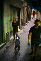 Genova (Etumies) Tags: streetphotography filmphotography analogousphotography leica leicaphotography italia italy genova genoa liguria ligure dogs dog