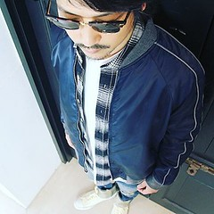 September 10, 2016 at 04:13PM (audience_jp) Tags: ma1 style fashion ootd madeinjapan    audience     japan