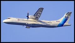 Iran Aseman Airlines ATR72-500 EP-ATU Dubai (DXB/OMDB) (Aiel) Tags: iranasemanairlines atr atr72 atr72500 atr72212a epatu dubai canon60d tamron70300vc