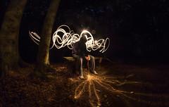 IMG_5564a (matek 21) Tags: varta vartaflashlight vartabatteries lightpainting longexposure lp light lighpainting bench man mateuszkrol mateuszkrl malowaniewiatem wood woods painting design photography canon eos 600 d samyang 8mm 8 mm fisheye