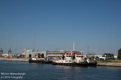 Flandria Havenrondvaart [8] (Werner Wattenbergh) Tags: flandria ferry schip veerboot antwerpen belgie bel