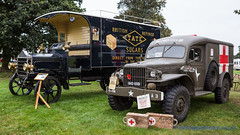 IMG_5547_Bedfordshire Steam & Country Fayre 2016 (GRAHAM CHRIMES) Tags: bedfordshiresteamcountryfayre2016 bedfordshiresteamrally 2016 bedford bedfordshire oldwarden shuttleworth bseps bsepsrally steam steamrally steamfair showground steamengine show steamenginerally traction transport tractionengine tractionenginerally heritage historic photography photos preservation classic bedfordshirerally wwwheritagephotoscouk vintage vehicle vehicles vintagevehiclerally vintageshow rally restoration mccurd van 1913 bc2365 dodge wc54 ambulance 1942 643uxb tate military