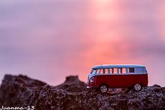Allroad (jmrobles_13) Tags: playa puestadesol viaje mallorca mar maioris atardecer coche sunset sol luces