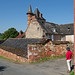 Collonges-la-Rouge (Corrèze).