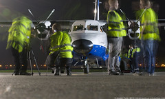 _DSC7116 (southspotterman1) Tags: l410 airplanes spotting unoo inomsk omsk airport     410  nightspotting