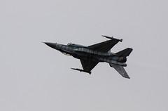 Polish F-16C #3 (JDurston2009) Tags: riat riat2016 royalinternationalairtattoo royalinternationalairtattoo2016 31blt airdisplay f16 f16c f16fightingfalcon lockheedmartinf16cfightingfalcon polishairforce raffairford royalinternationairtattoo airshow