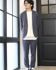 September 17, 2016 at 12:14PM (audience_jp) Tags: shop fashion audienceshop  ootd japan kouenji snap        2 upscapeaudience tokyo madeinjapan  audience  coordinate