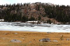 picnic by the lake (mountainstarprime) Tags: longlake beartooths lake ice mountainlake jeffjinks