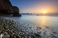 Amanecer (Mario Navarro E) Tags: sunrise amanacer almeria murcia águilas pulpí rocas mar sea cielo sol awesome nikon sigma