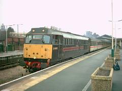 31_602-02 (Ian R. Simpson) Tags: 31602 chimera diesellocomotive diesel loco locomotive train fragonset fragonsetrailways firstnorthwestern
