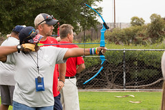 20160919_nvssc_day-2 (47) (U.S. Department of Veterans Affairs) Tags: summer sports clinic adaptive sandiego therapy sport archery chula vista olympic training center