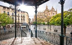 Segovia Cathedral (Context Travel) Tags: madrid segovia shutterstock