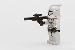 IMG_1021.jpg (Eduard Moldoveanu Photography) Tags: white trooper black army starwars lego rifle helmet wars clone blaster