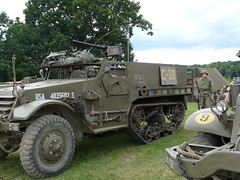 M3 Half-track . Normandy June 12, 1944. (Steve Montana Photography) Tags: m3halftrack americanarmyvehicle stevemontanaphotography