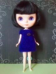You're turning violet, Violet! Dress