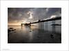 Sunrise at Llandudno Pier (Ian Bramham) Tags: colour wales sunrise dawn pier photo seaside llandudno ianbramham