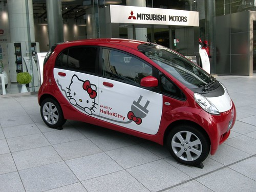 Mitsubishi i-MiEV (Kitty Ver.)