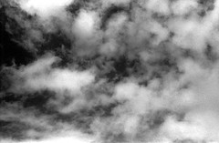(Super G) Tags: blackandwhite bw film clouds 35mm 50mm nikon n80 fujineopan400 selfdeveloped d7695mins68d11