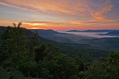 Arkansas Grand Canyon (Richkat Photography) Tags: mountains arkansas sunrises newtoncounty