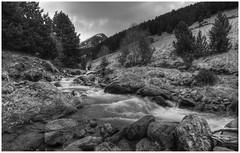 La Vall del Riu HDR (Principat d'Andorra) (kike.matas) Tags: nature rio canon monocromo sigma valle bn montaa hdr andorra pirineos andorre deshielo canillo canoneos50d principatdandorra  kikematas pse8 photomatixpro4 fleursetpaysages sigma1020f35exdchsm lavalldelriu