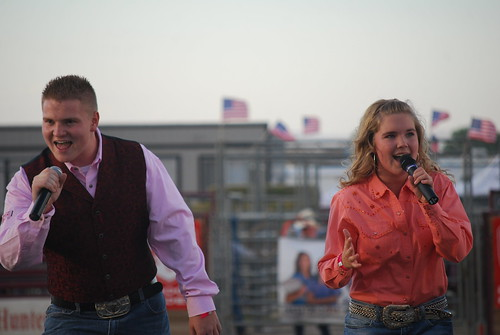 Jacob Nelson and Molly Wineland