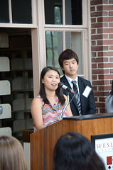Freeman Scholars Reception 06 (wesleyan.university) Tags: usa reunion connecticut commencement middletown rc 2012 wesleyanuniversity reunionandcommencement freemanscholarsreception rc2012 freemanasianscholars