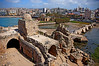 Lebanon, Sidon, Crusaders' castle, view from the tower