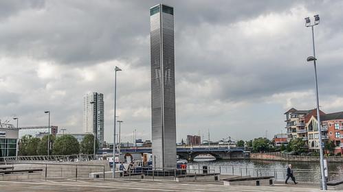 Waterfront Area Of Belfast