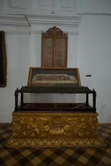 Basilica of Bom Jesus (Rajesh_India) Tags: india church sony goa monsoon oldgoa portugese basilicaofbomjesus