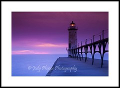 Manistee North Pierhead, Michigan (RU4SUN2) Tags: