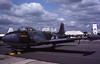Jet Provost T4 (Pentakrom) Tags: tattoo plane airplane force aircraft aviation military air hunting jet royal aeroplane corporation international 1981 british common trainer raf bac provost greenham iat 1twu xp564