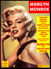 Marilyn Monroe 2006 (Harald Haefker) Tags: pictures birthday cinema berlin film marilyn vintage germany movie poster deutschland star evening photo kino marilynmonroe central 2006 cine retro nostalgia german tribute filmposter legend deutsch cin deutsche motionpicture filmplakat legende normajeane cinematgrafo celluloide cinoche haraldhaefker