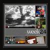 Week 24 2012 (kelly.buss) Tags: sunset cloud jesse scrapbook landscape jacob jd jeremiah kenny jonah 2012 weeklylo2012