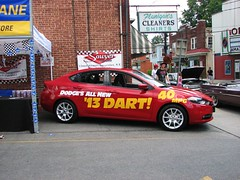 THE NEW DART (richie 59) Tags: street summer usa streets cars car america sedan outside us automobile unitedstates upstateny vehicles upstatenewyork vehicle dodge newyorkstate mopar oldcar oldcars dodgedart dart automobiles carshow newcar 2012 nystate redcar newcars americancars hudsonvalley saugerties americancar motorvehicles ulstercounty redcars motorvehicle 4door compactcar mopars uscar uscars midhudsonvalley ulstercountyny saugertiesny 4doorsedan chryslercorporation fourdoorsedan newdodge dodgesedan sawyermotorscarshow richie59 july2012 2010scars 2010scar sawyercarshow 2013dodgedart 2013dart 2013dodge july82012 villageofsaugerties