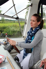 Noemi takes the helm (mjh0) Tags: henleyregatta