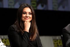 Mila Kunis (Gage Skidmore) Tags: california san comic williams sam oz great mila michelle diego center convention powerful con raimi 2012 kunis