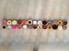 Rows 12 and 13 (crochetbug13) Tags: crochet crocheted crocheting crochetcircles crochetblanket crochetafghan crochetcookies amigurumicookies