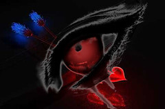 arrow eye (IHMGGM) Tags: