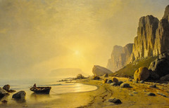 William Bradford - The Coast of Labrador, 1866 at Institute of Art Chicago IL (mbell1975) Tags: usa chicago art museum painting landscape coast us illinois labrador gallery museu bradford unitedstates fine arts william muse musee m il institute american museo muzeum the 1866 mze museumuseum