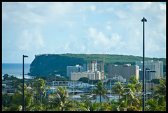Tumon Bay, Guam (photo_ambient) Tags: vacation canon airport tour 28135mm guam canon50d