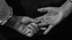 Hand Tight (joshdflynn) Tags: hands hand finger fingers holdinghands connection holdhands joshflynn joshdflynn