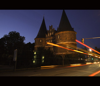 Going fast...../ Lubeck / Germany
